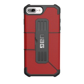 UAG Metropolis Case for iPhone 7/6s Plus - Magma